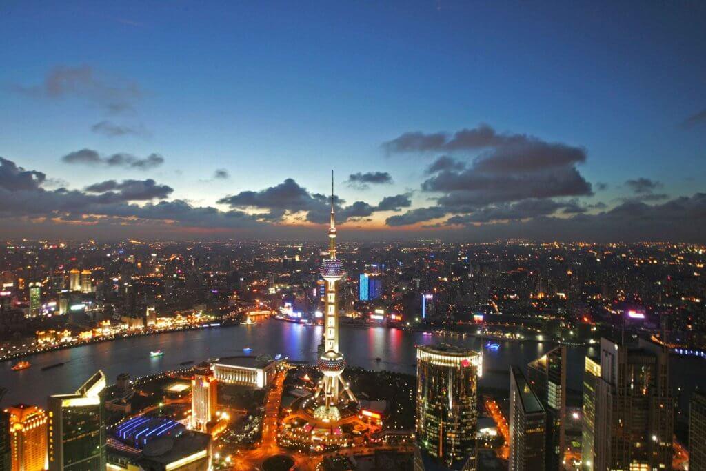 Shanghai - © Michel Hasson