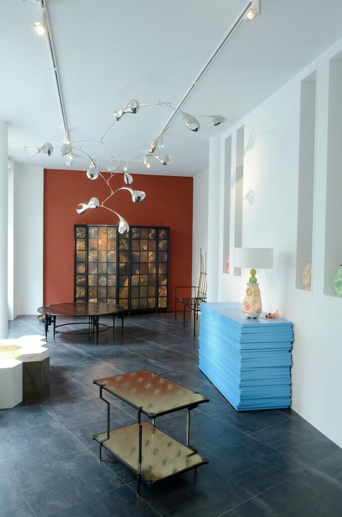 Vue Galerie Mougin