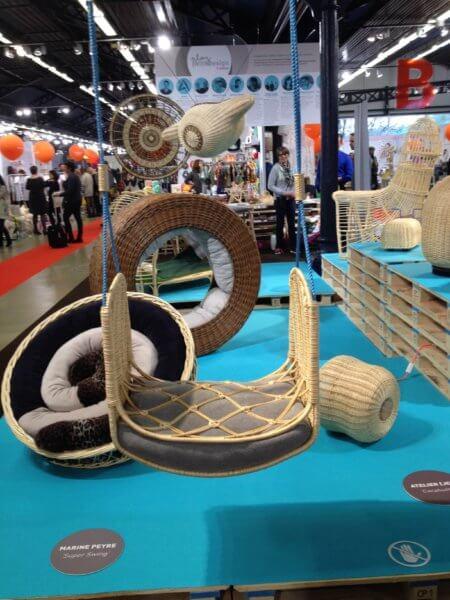Super Swing, Youpi Toupie Chair, lampe Cacahuète, avion Monoplan et Rocking Wheel sur PlayWithDesign.