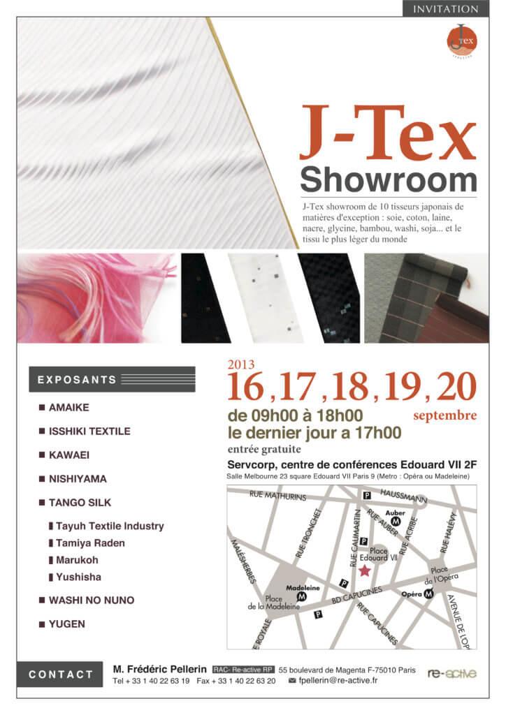 Invitation JTEX